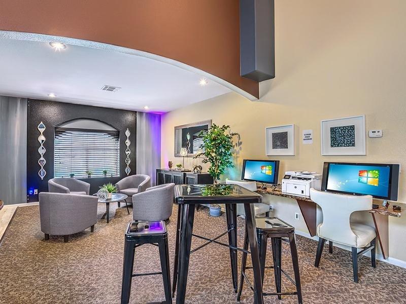 Clubhouse Interior | The Avondale | Las Vegas