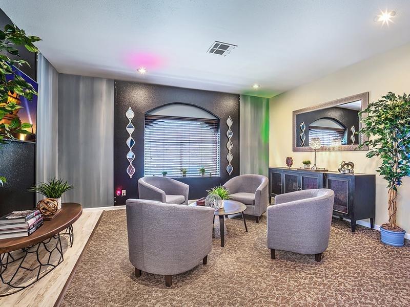Clubhouse Lounge | The Avandole | Las Vegas