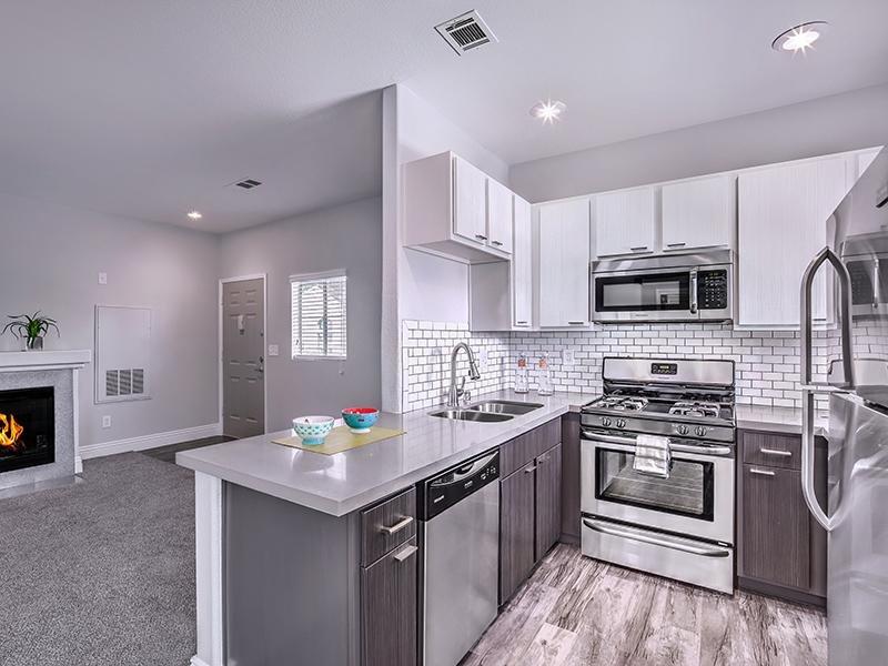 Kitchen | Avondale Apartments in Las Vegas, NV