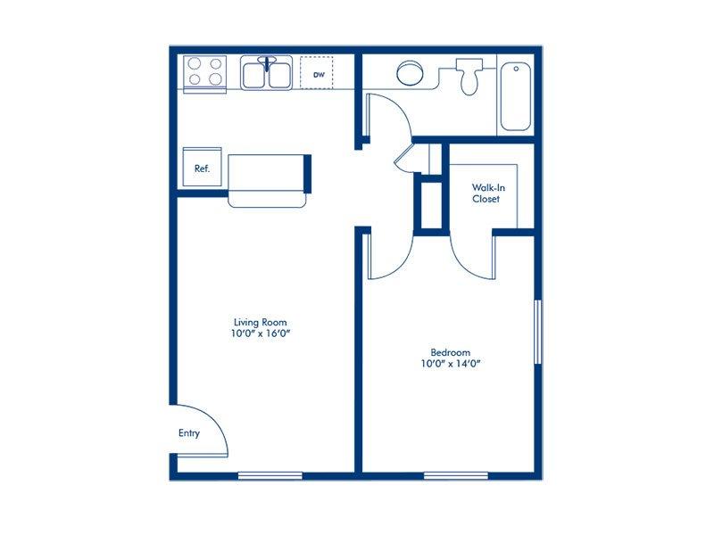 Floor Plans at Solstice Apartments