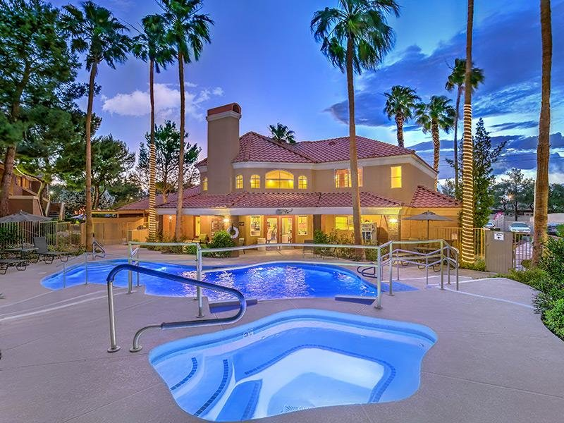 The Lido Apartments in Henderson, NV