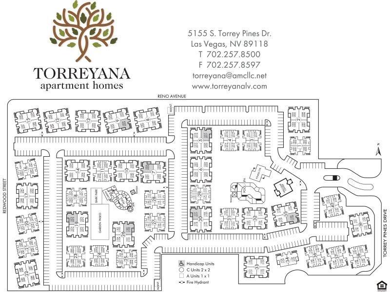 Torreyana Apartments in Las Vegas, NV