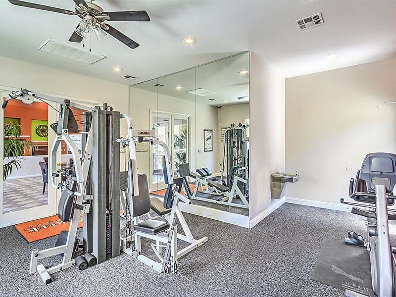 Fitness Room | Silver Creek