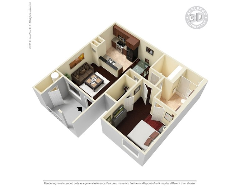 Floor Plans at Lyric Apartments