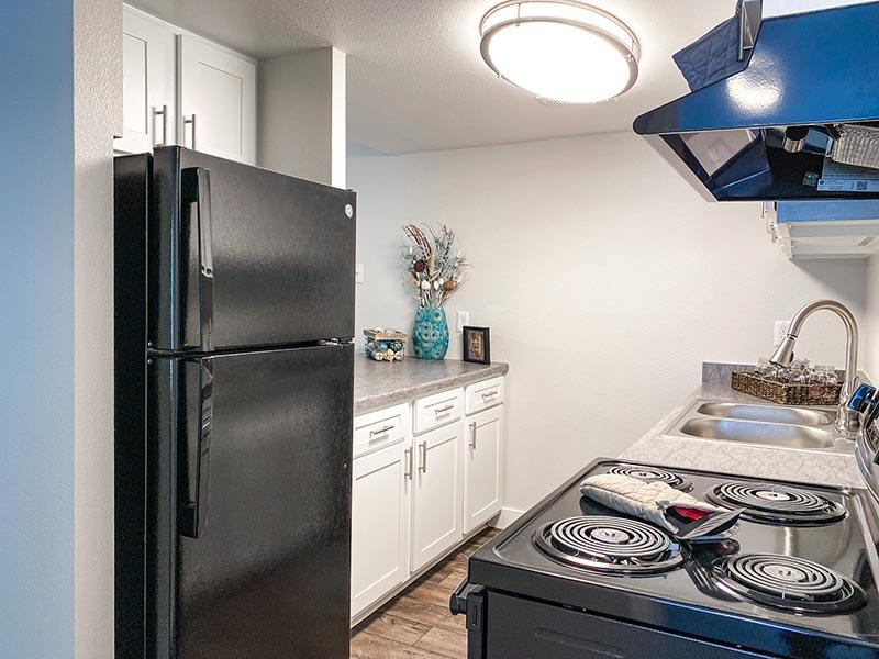 Fully Equipped Kitchen | Holladay on Ninth