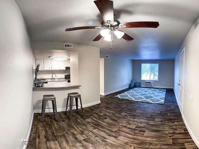 Hardwood Flooring | Holladay on Ninth