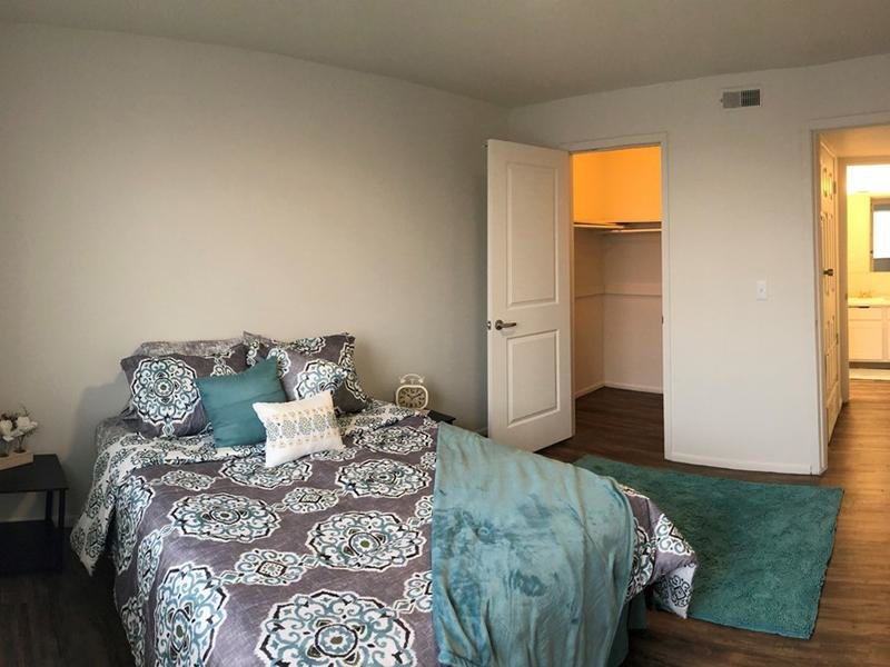 Bedroom | Holladay on Ninth Apartments | SLC
