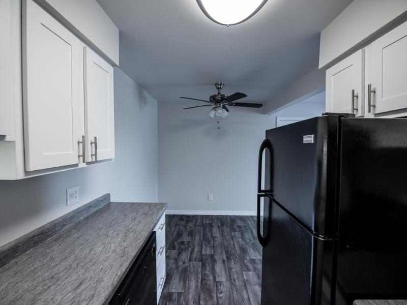 Apartment Kitchen | Holladay on Ninth Apartments in Salt Lake City UT