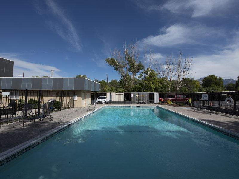 Community Swimming Pool | Holladay on Ninth 84124 Apartments