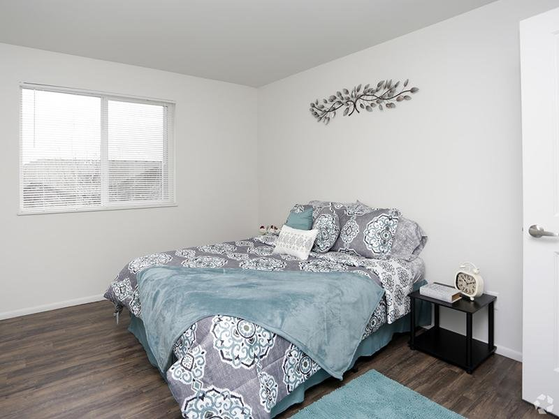 Bedroom | 1, 2 Bedroom Apartments | Salt Lake City