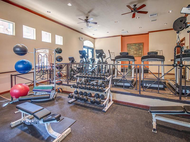 Gym | Remington Ranch