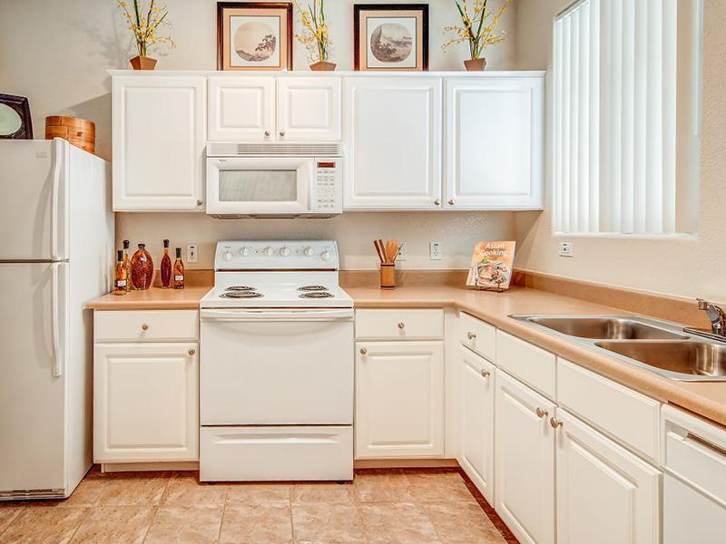 One Bedroom Kitchen | A3 | Remington Ranch