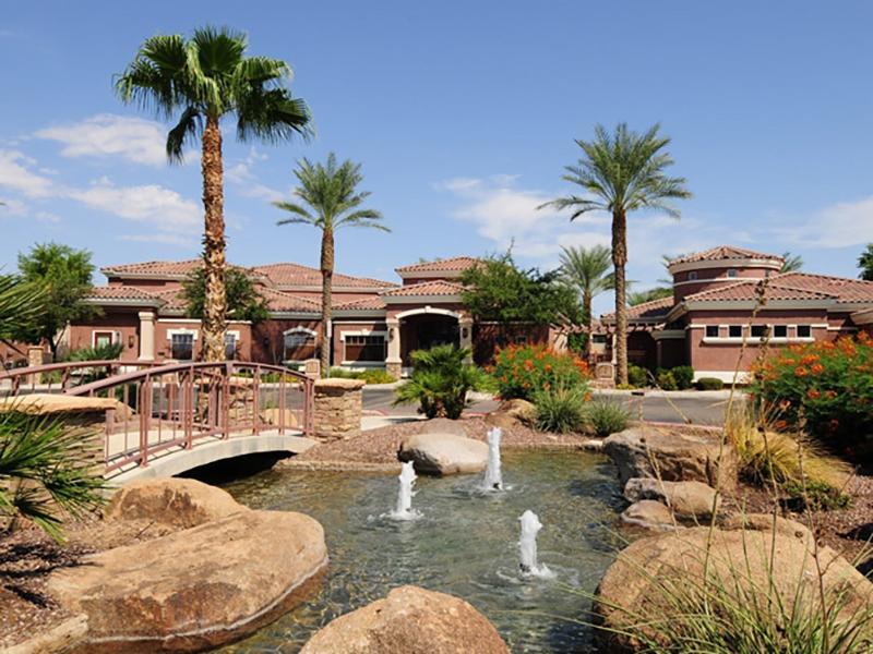 Fountain | Remington Ranch