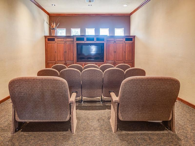 Theatre Room | Remington Ranch