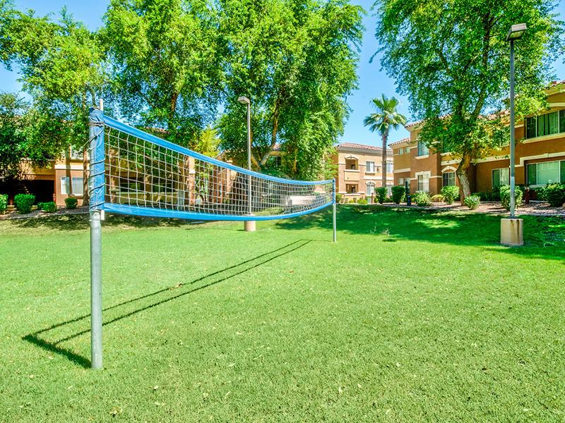 Volleyball Court | Remington Ranch
