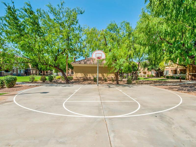 Basketball Court | Remington Ranch
