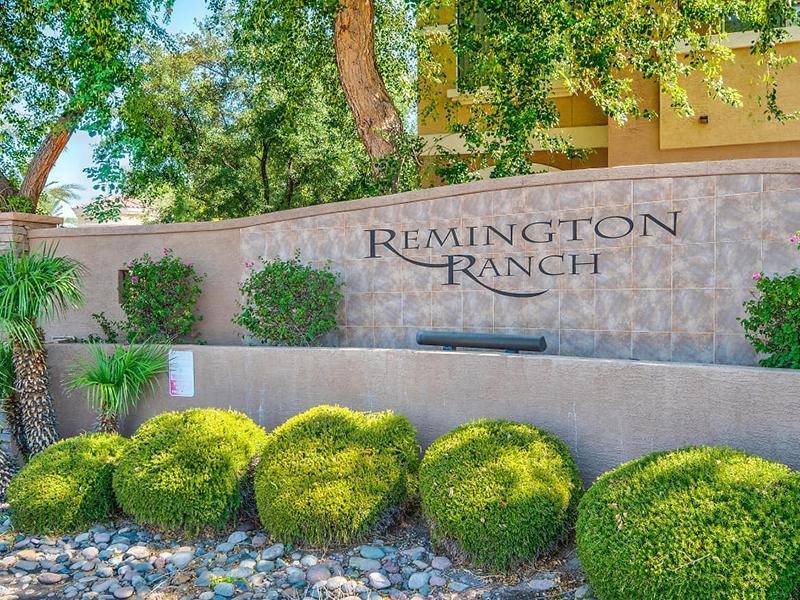 Monument Sign | Remington Ranch