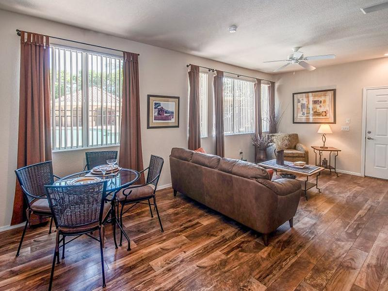 Dining Room & Living Room | B5 | Remington Ranch