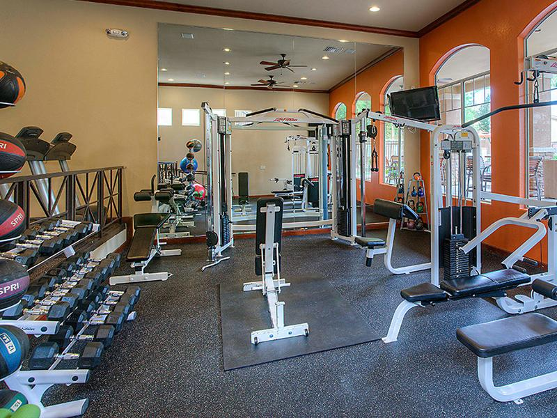 Fitness Center | Remington Ranch