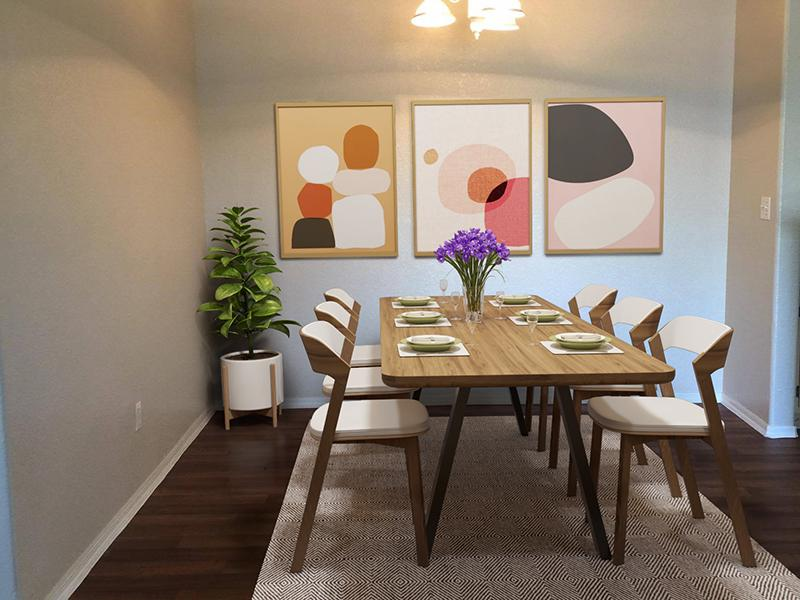 Dining Room | Lindsay Palms