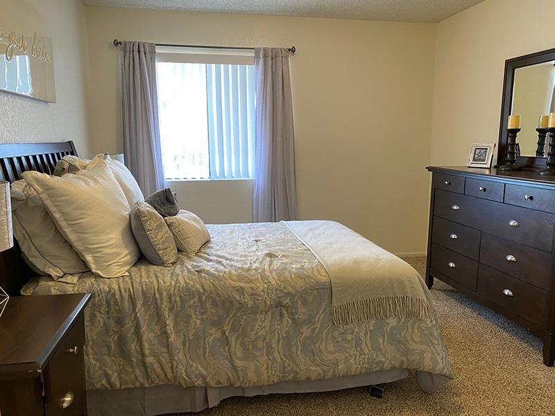 Bedroom | Cheap Apartments in Mesa, AZ