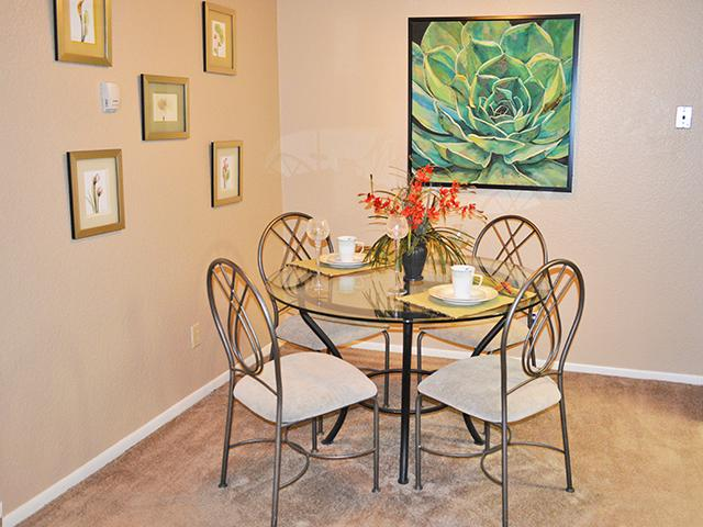 Dining Room | Garden Place