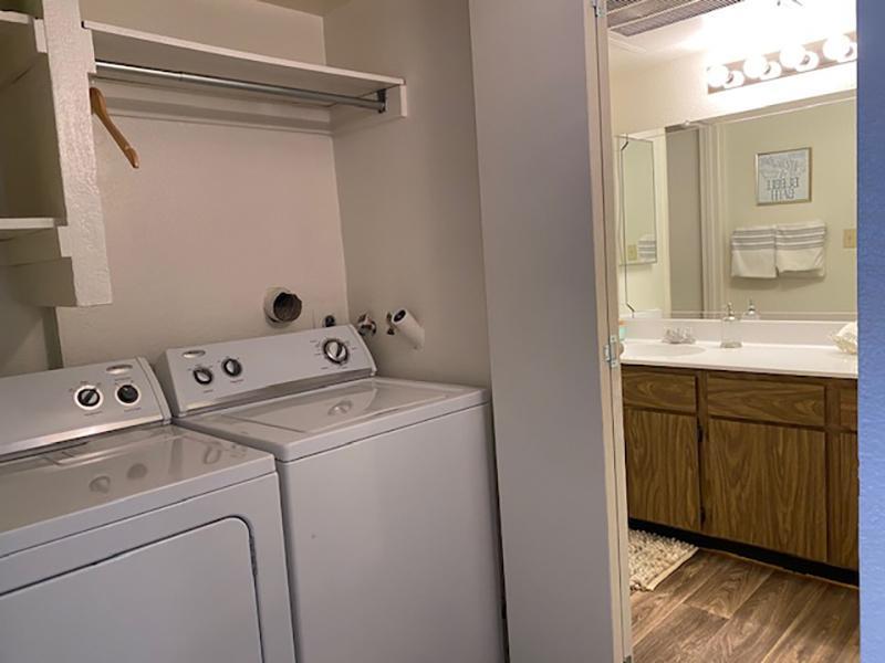 Washer & Dryer | Garden Place