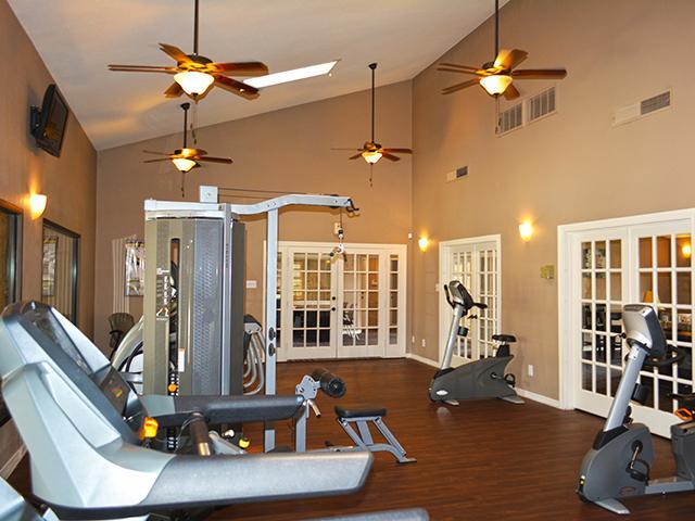 Gym | Garden Place