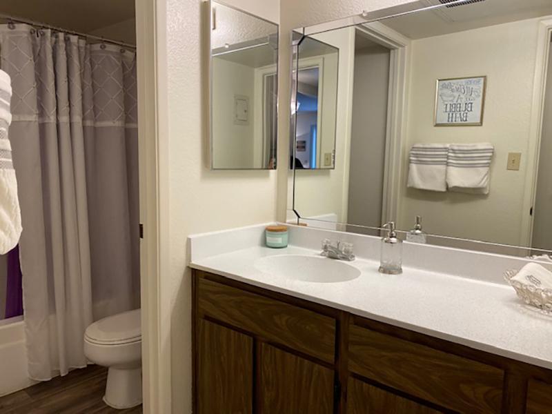 Bathroom | Garden Place