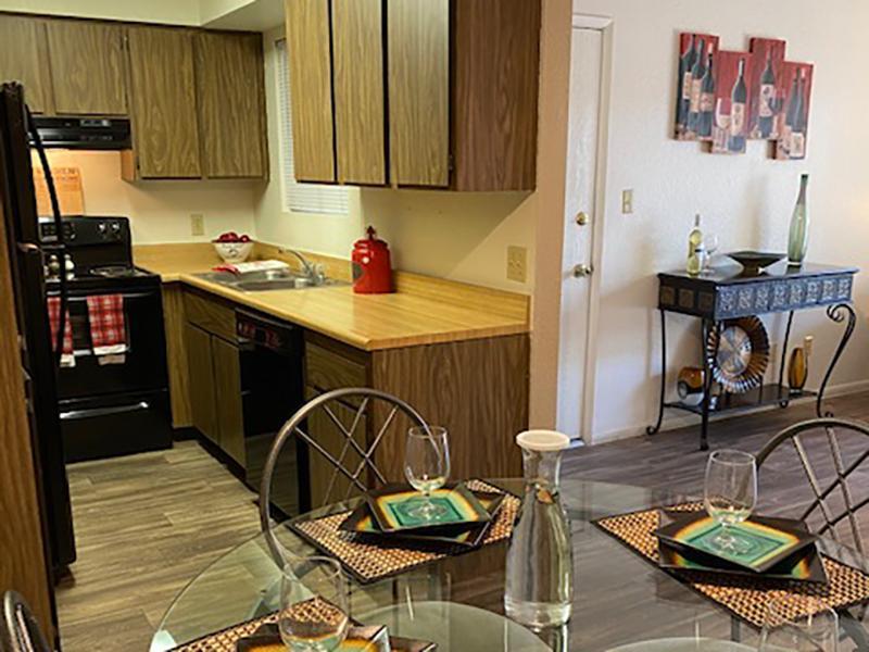 Kitchen & Dining Room   Garden Place