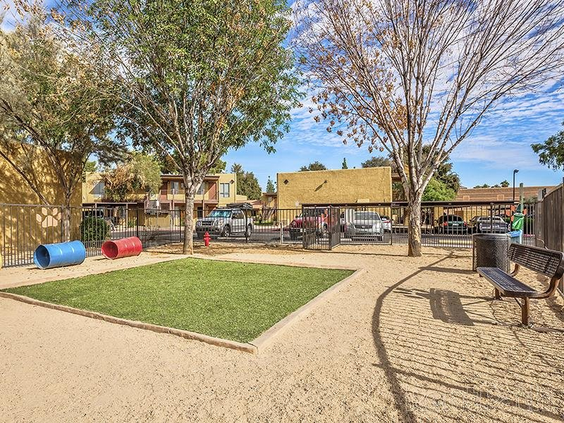 Dog Park | The Villages at Metro Center