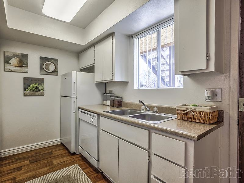 Fully Equipped Kitchen | Village at Metro Center