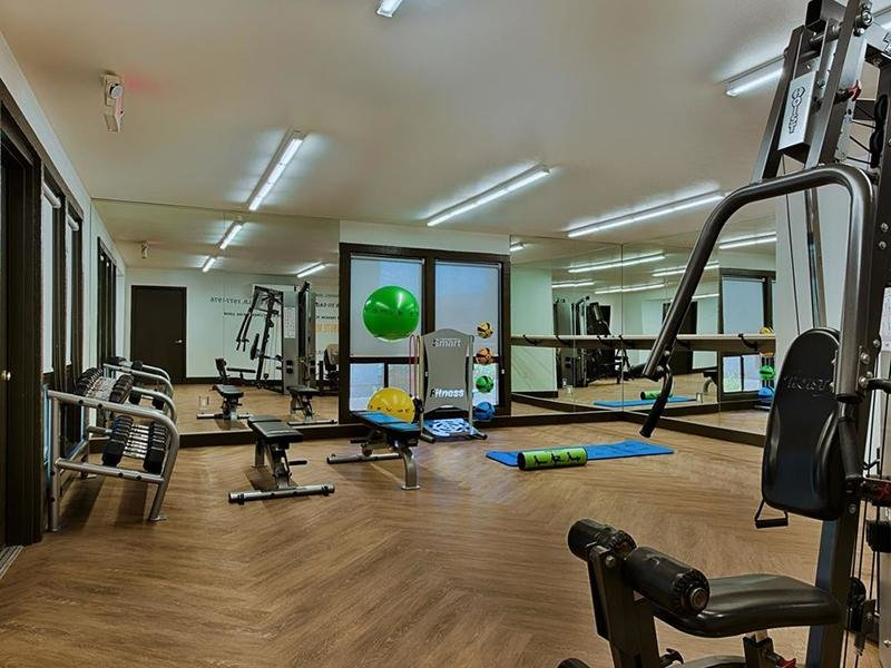 Fitness Center | Avia 266 Apartments