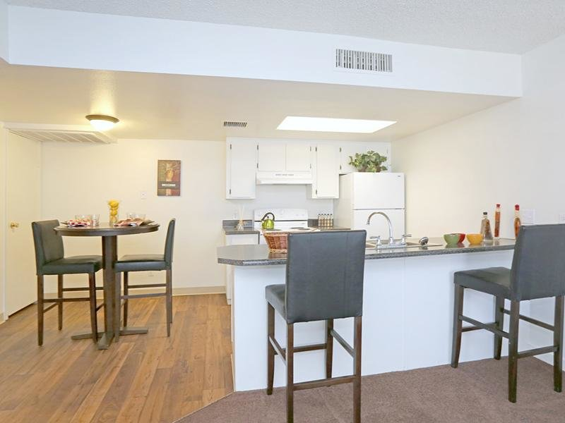 Kitchen | Fiesta Park Apartments in Mesa, AZ
