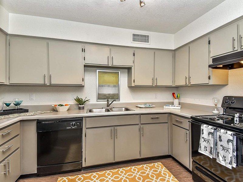 Black Appliances  | Seventeen 805 an Apartment Community