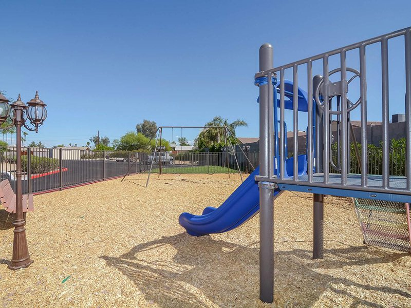 Playground | Seventeen 805 an Apartment Community