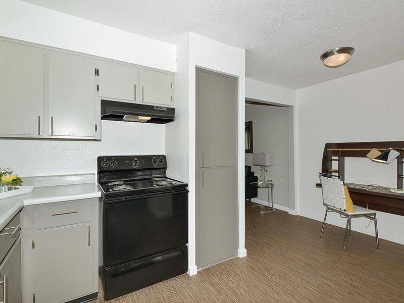 Apartment Interior | Seventeen 805 an Apartment Community