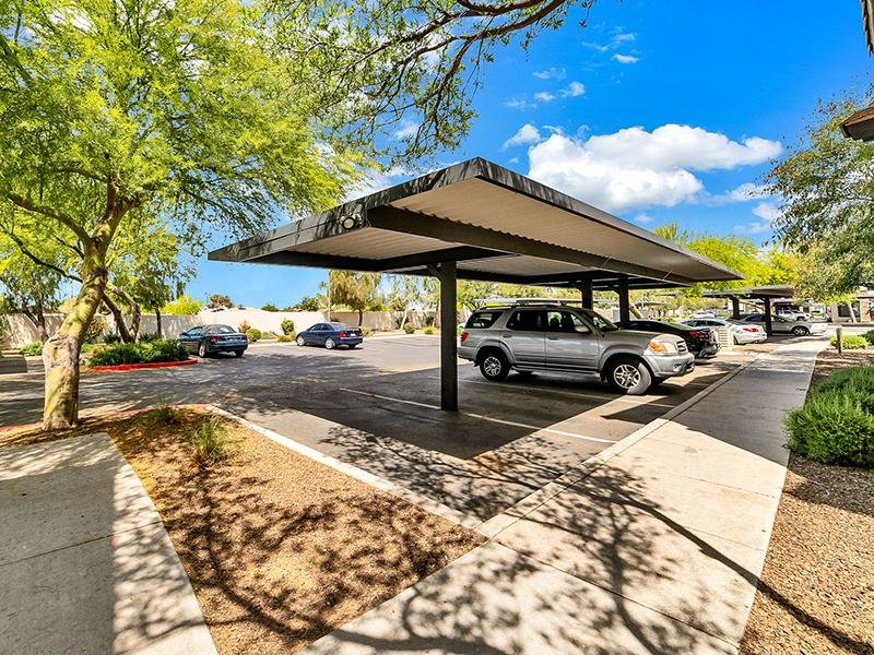 Parking | Town Center Apartments