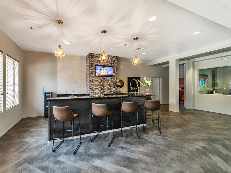 Clubhouse | Town Center Apartments