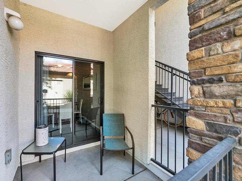 Balcony | Town Center Apartments
