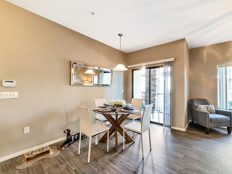 Dinning Room | Town Center Apartments