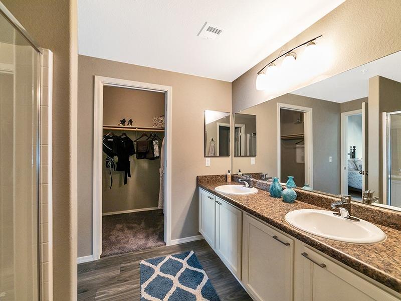 Bathroom | Town Center Apartments