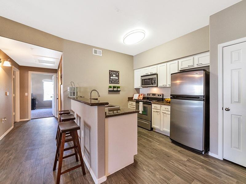 Kitchen | Town Center Apartments