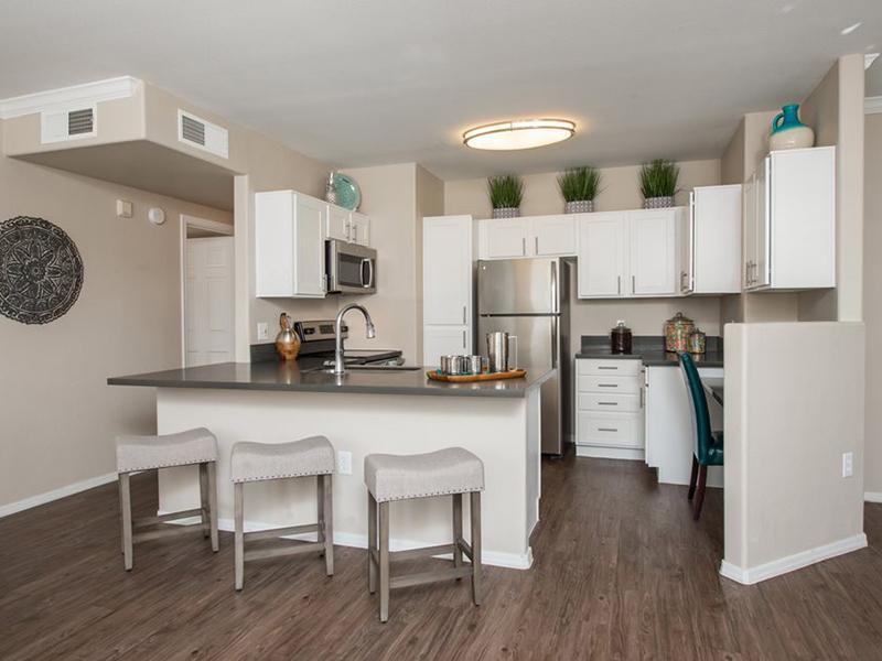 Kitchen | Allegro Apartments