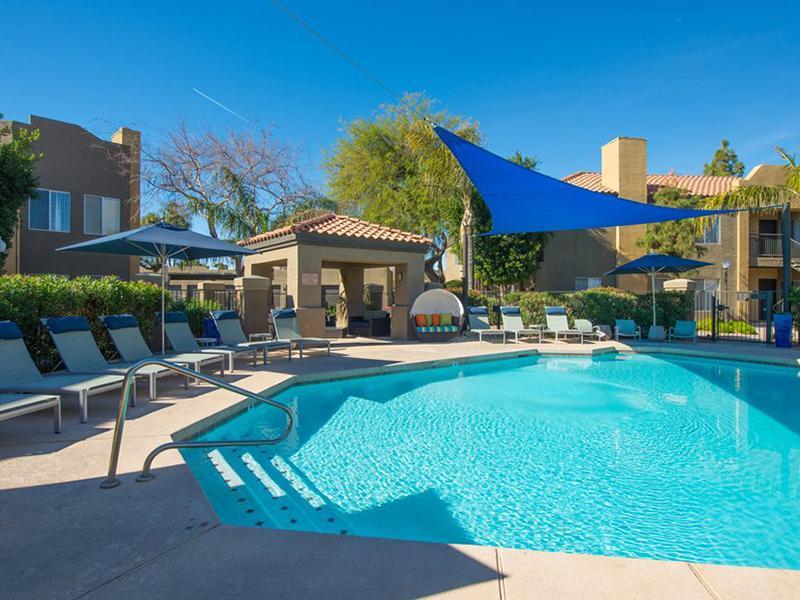 Pool | Allegro Apartments