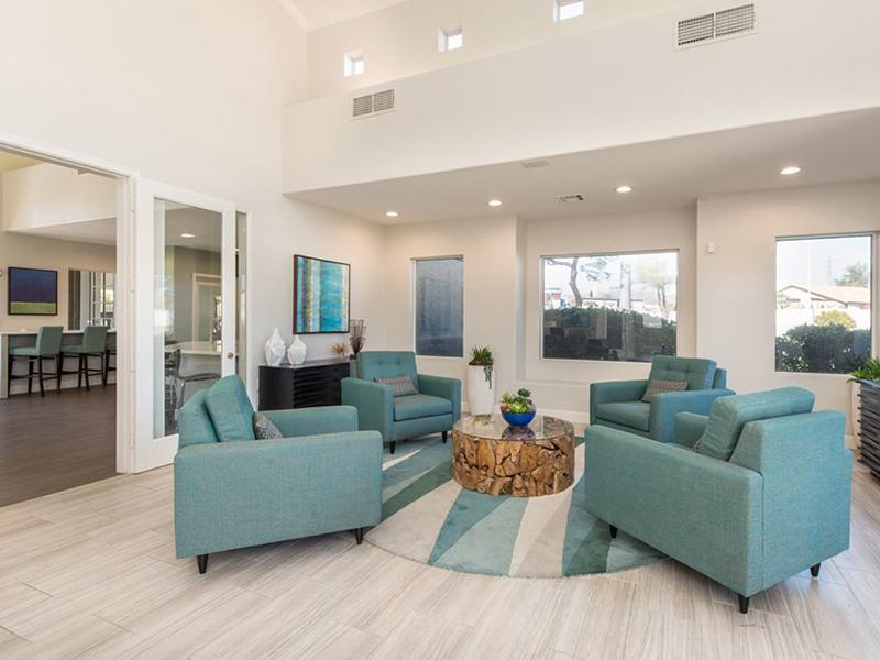 Clubhouse | Allegro Apartments