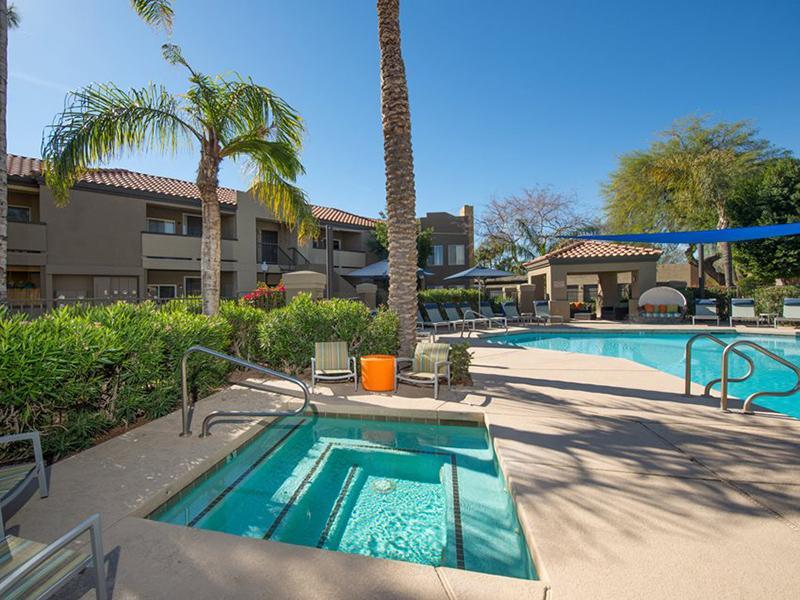 Swimming Pool | Allegro Apartments
