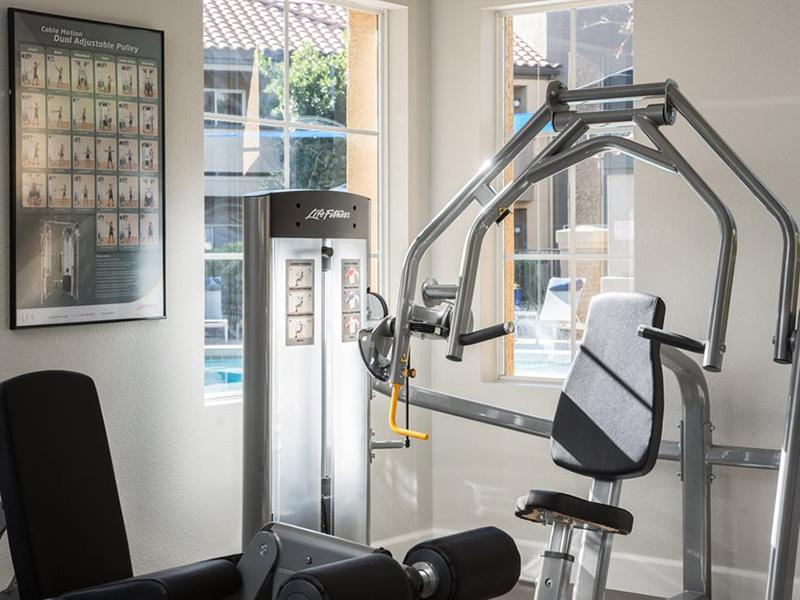Fitness | Allegro Apartments