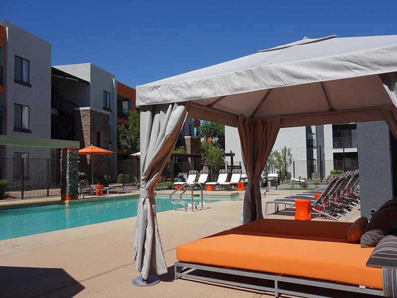 Poolside Cabana | Harmony at Surprise