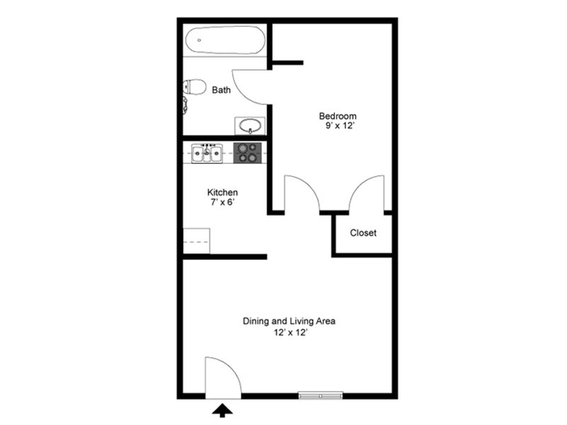 Floor Plans at Sonoran Palms Apartments